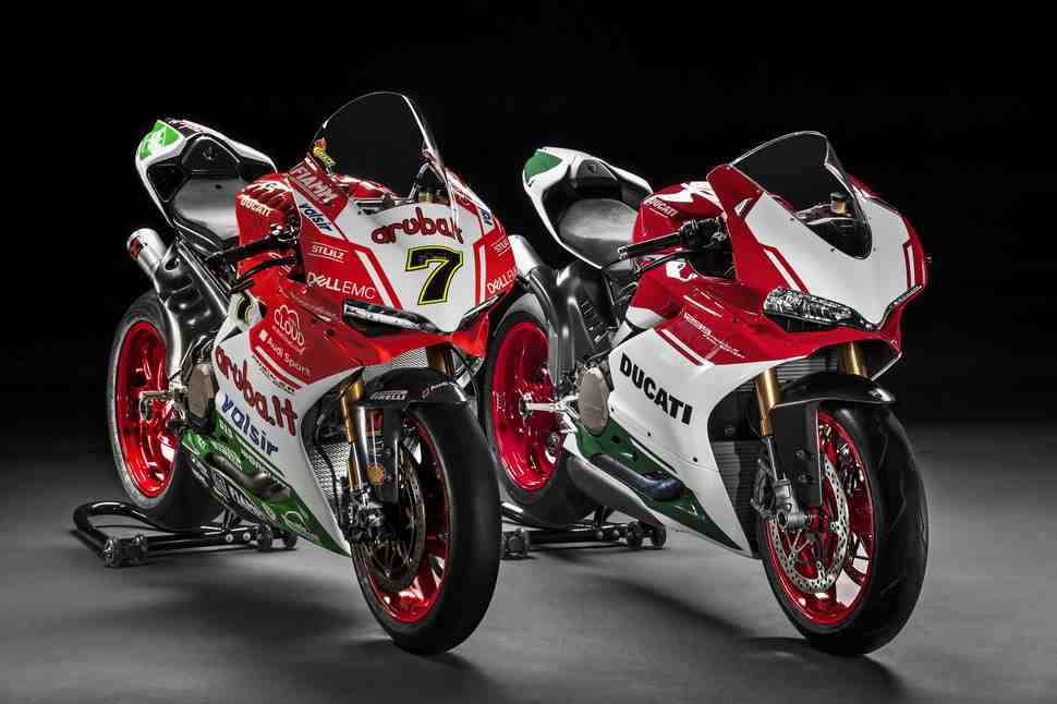 Ducati 1299 Panigale R Final Edition: посвящение V2 плюс технологии MotoGP