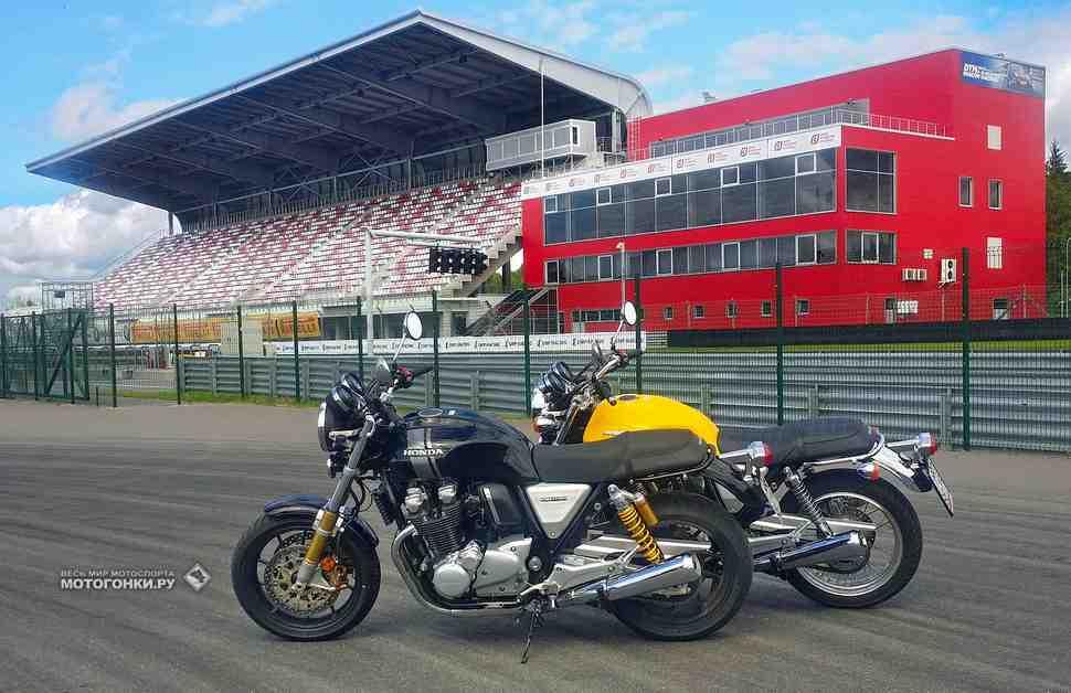 Тест-драйв: Honda CB1100 (2017) – Racer или классик?