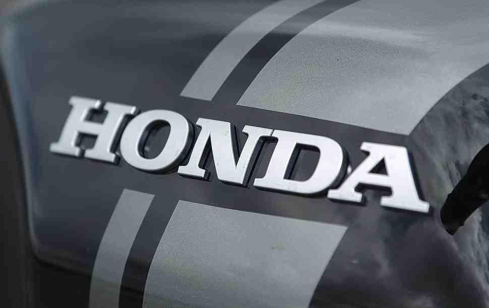 Актуальные розничные цены на мотоциклы Honda в России