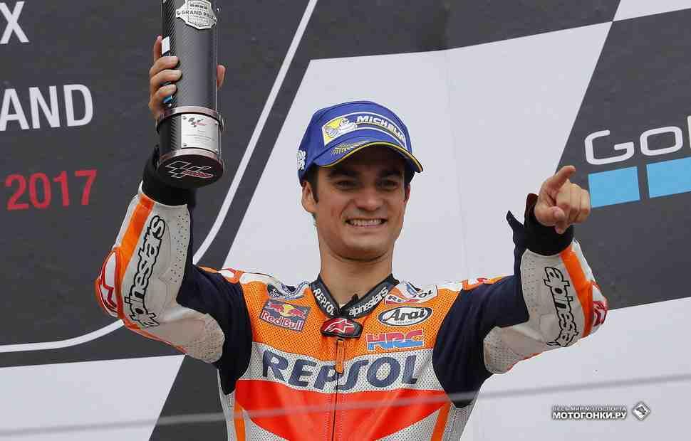 MotoGP: Интервью с Дани Педросой - Как вернуть мотивацию и силы
