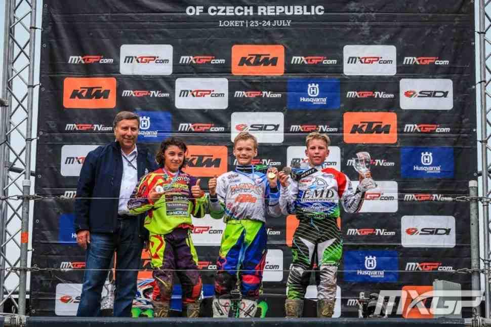 Мотокросс: чемпионы Европы 2017 EMX65 и EMX85 определятся 23 июля в Чехии