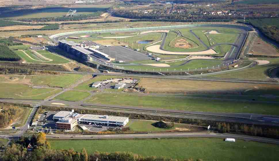 WSBK: Прощай, World Superbike - Lausitzring навсегда сменит ориентацию