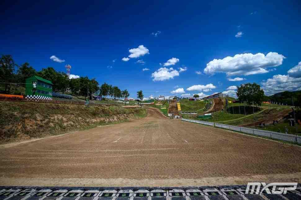 Мотокросс: результаты квалификации Гран-При Чехии MXGP/MX2 - Локет