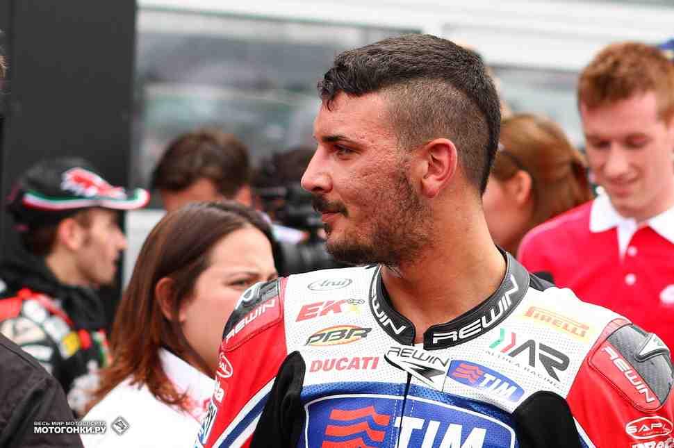 WSBK: Давиде Джулиано может вернуться в WorldSBK вместе с Red Bull Honda