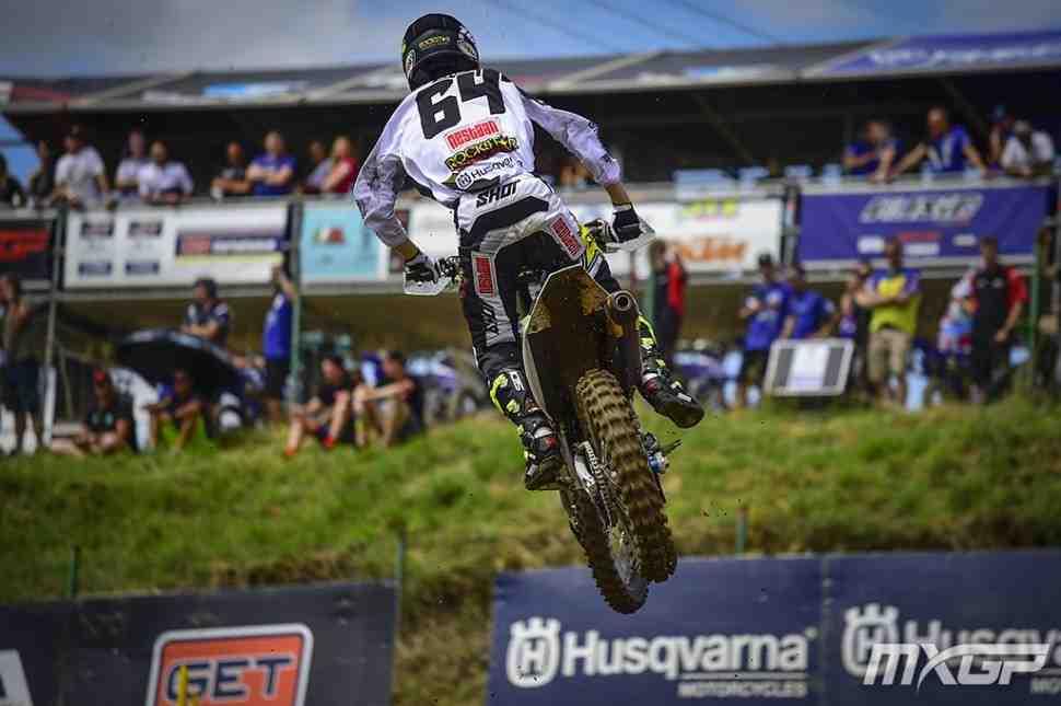 Мотокросс: Томас Ковингтон- заявка на победу в Гран-При Чехии MX2