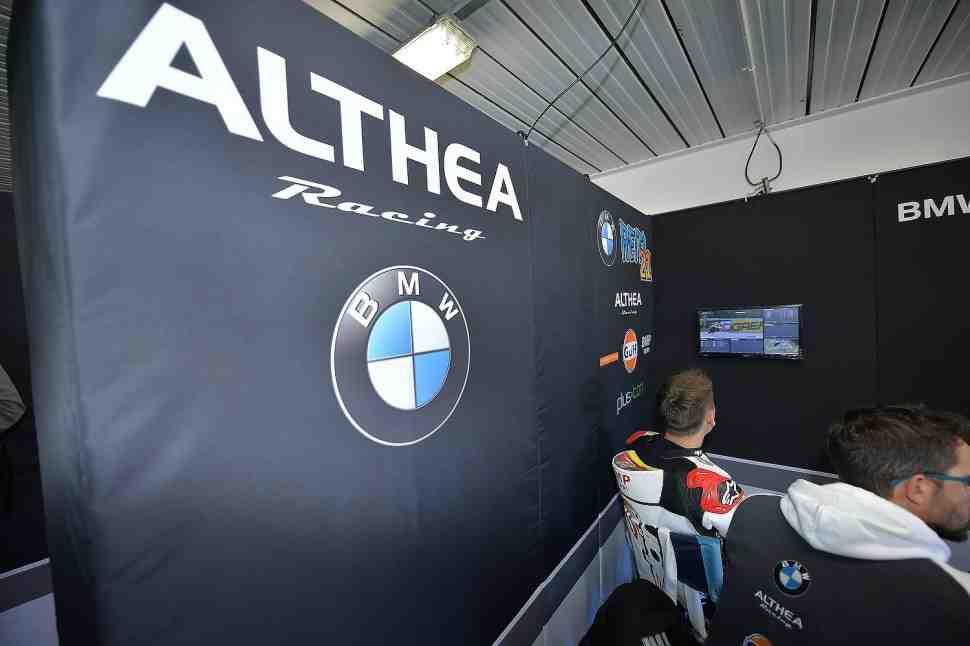 WSBK: Althea Racing может покинуть World Superbike после 2017 года