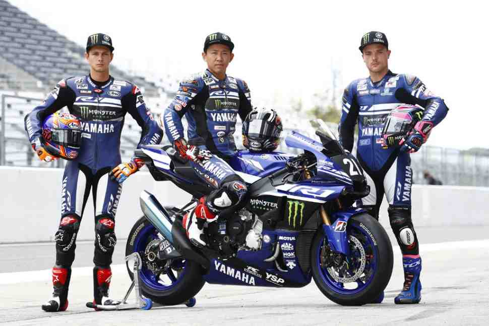 EWC: Yamaha Factory Racing выигрывает Superpole 40-й гонки Suzuka 8 Hours