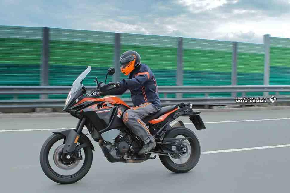 Тест-драйв: KTM 1090 Adventure (2017) – Mister Motorhead