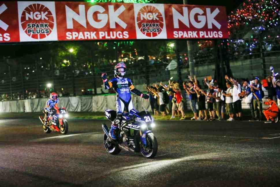 Suzuka 8 Hours - Inside: рассказ звезд MotoGP, WSBK и BSB о самой жаркой гонке сезона