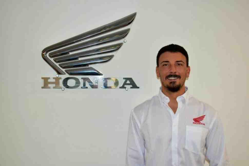 WSBK: Давиде Джулиано - Honda CBR1000RR SP2 не похож ни на BMW, ни на Ducati