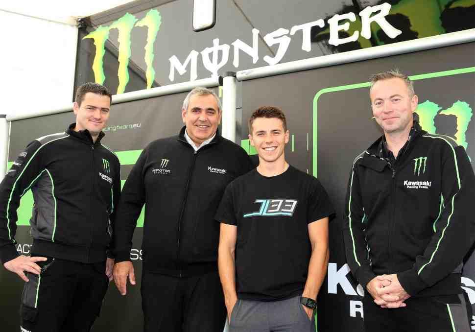 Мотокросс: Жюль Либер переходит в MXGP с Kawasaki
