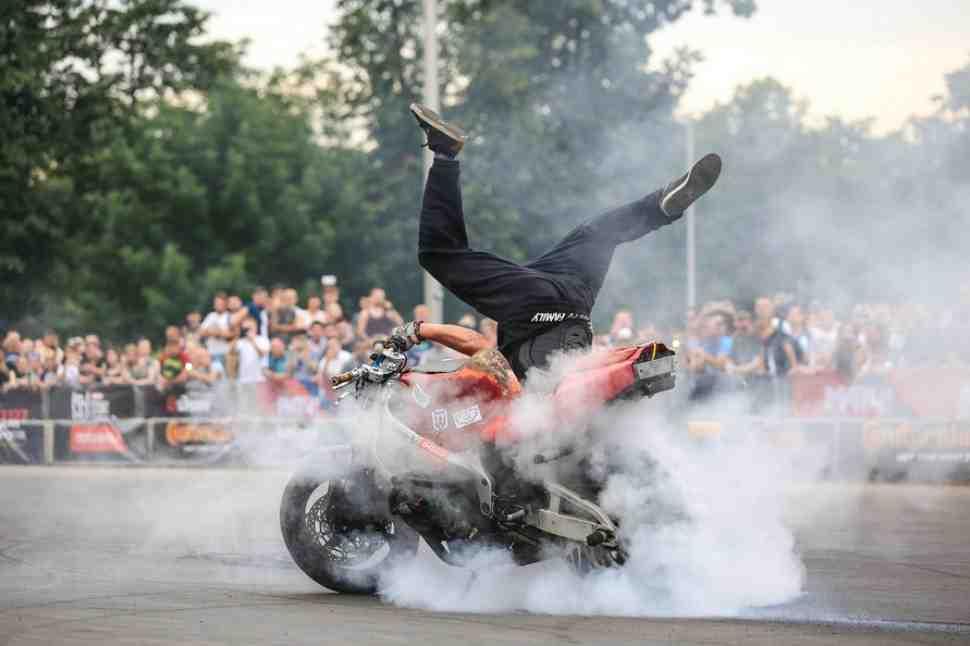 Сочи примет финал Чемпионата России по стантрайдингу 25 августа