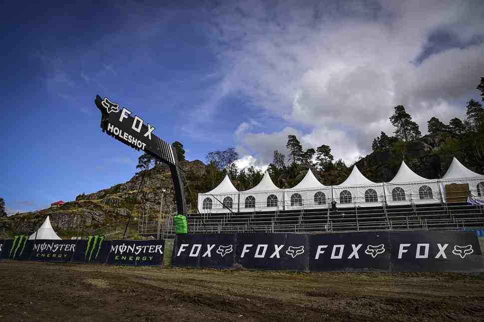 Мотокросс: обновленное расписание Гран-При Швеции MXGP/MX2