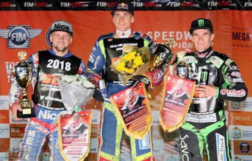 FIM Speedway Grand Prix Challenge: Артем Лагута прошел в SGP-2018