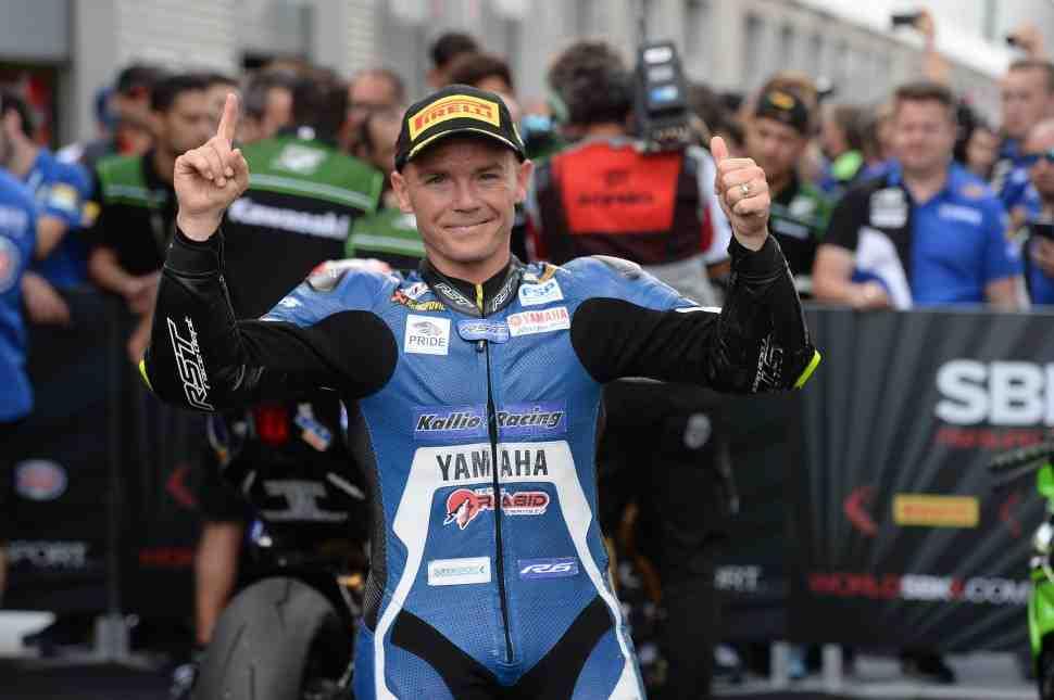 WSS: Шеридан Мораис назван победителем в Lausitzring
