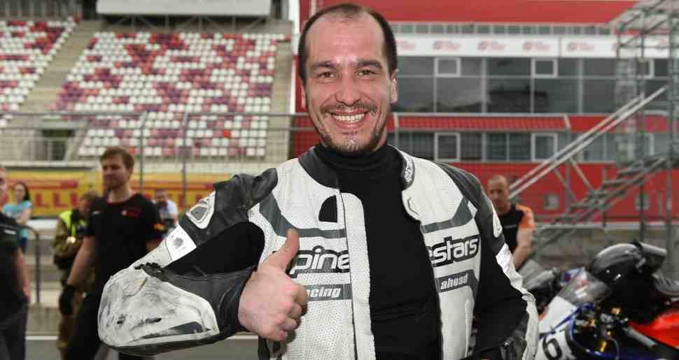 Supersport: интервью с лидером Чемпионата МО Евгением Семеновичем