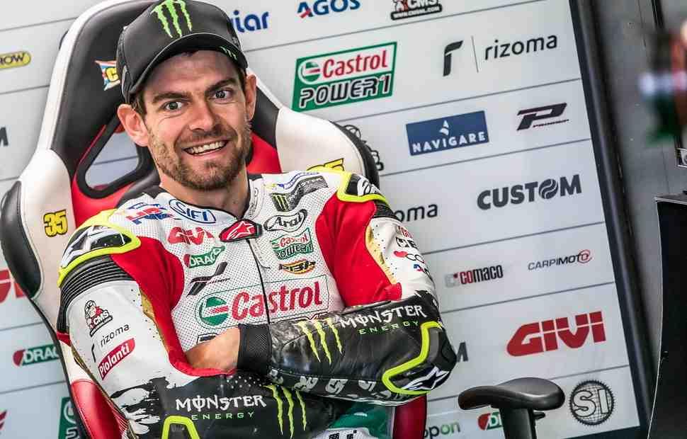 Рейтинг Кратчлоу: Кэл оценил усилия британских пилотов в MotoGP