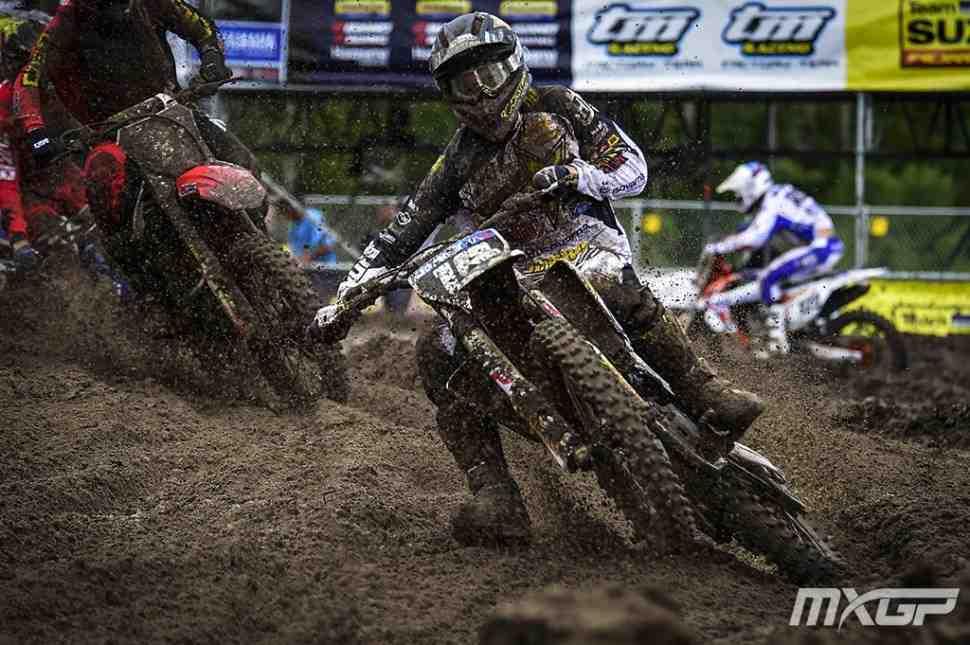 Мотокросс: видео квалификаций Гран-При США MXGP/MX2