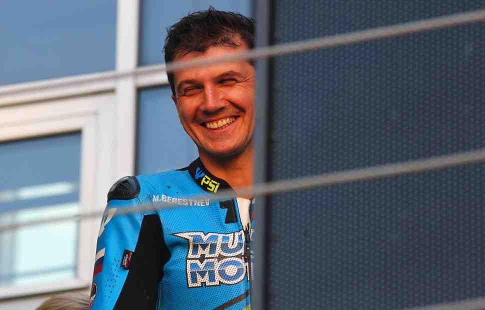 Superbike: Чемпионат Московской области выиграл Михаил Берестнев