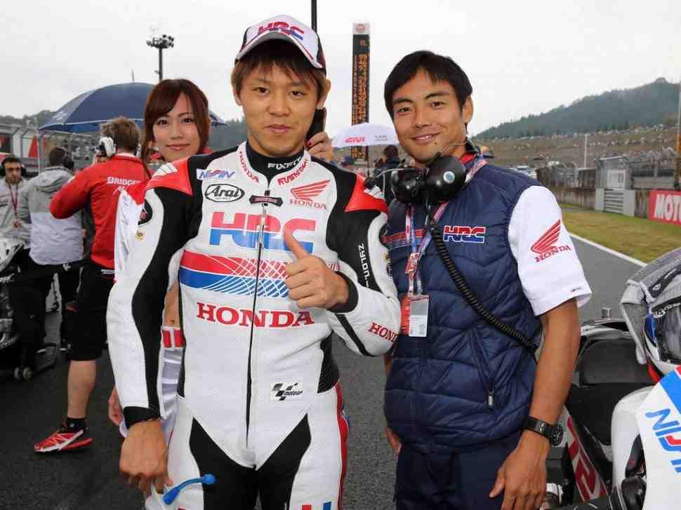 WSBK: Honda Racing делегировала японца в World Superbike