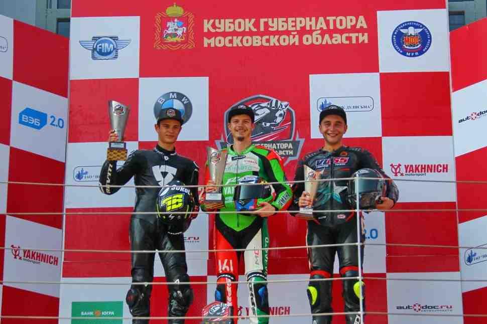MRCup: Supersport - что пошло не так у Макара Юрченко и Дмитрия Седина
