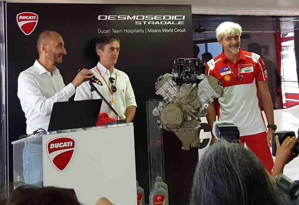 Двигатель Ducati Stradale V4: технические характеристики, фото и видео