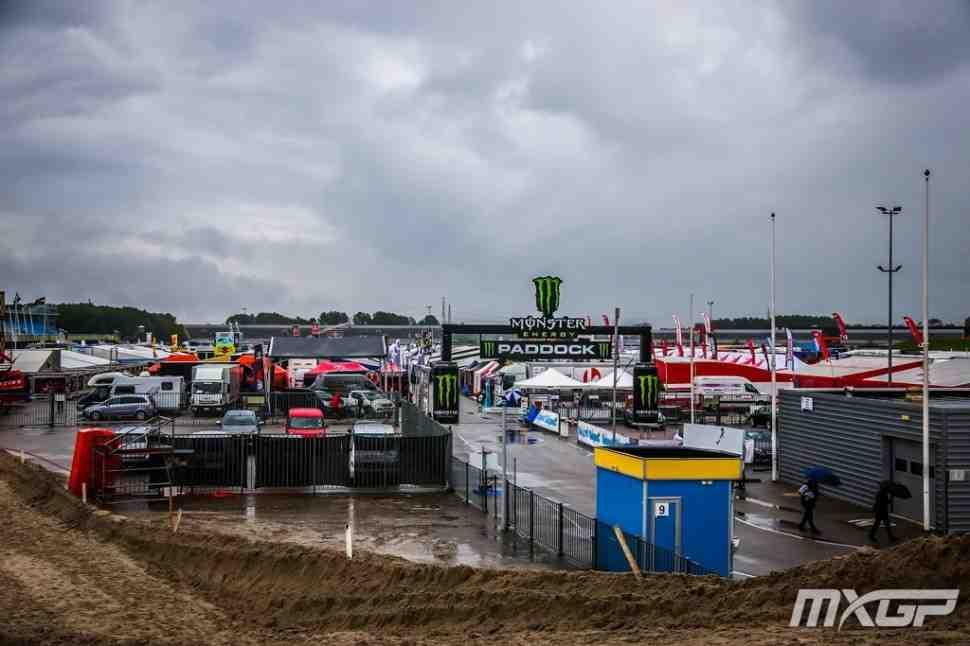 Мотокросс: видео квалификаций Гран-При Нидерландов MXGP/MX2 - Ассен