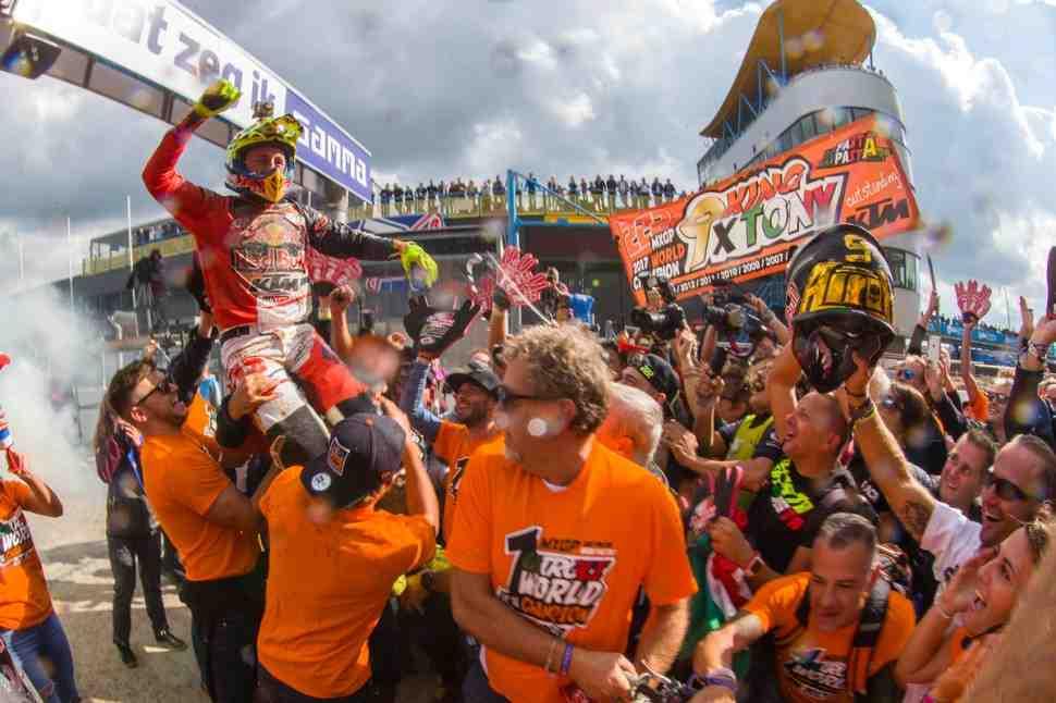 Мотокросс: результаты Гран-При Нидерландов MXGP/MX2 - TT Assen