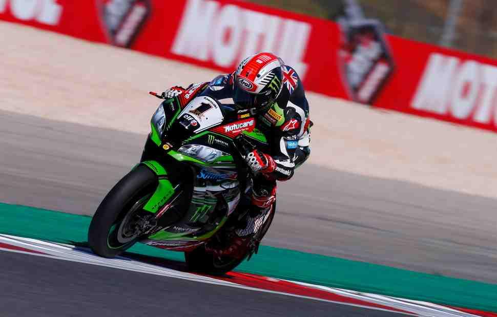 WSBK - итоги пятницы в Портимао: Рэй заранее лидер, оба Ducati в TOP-3