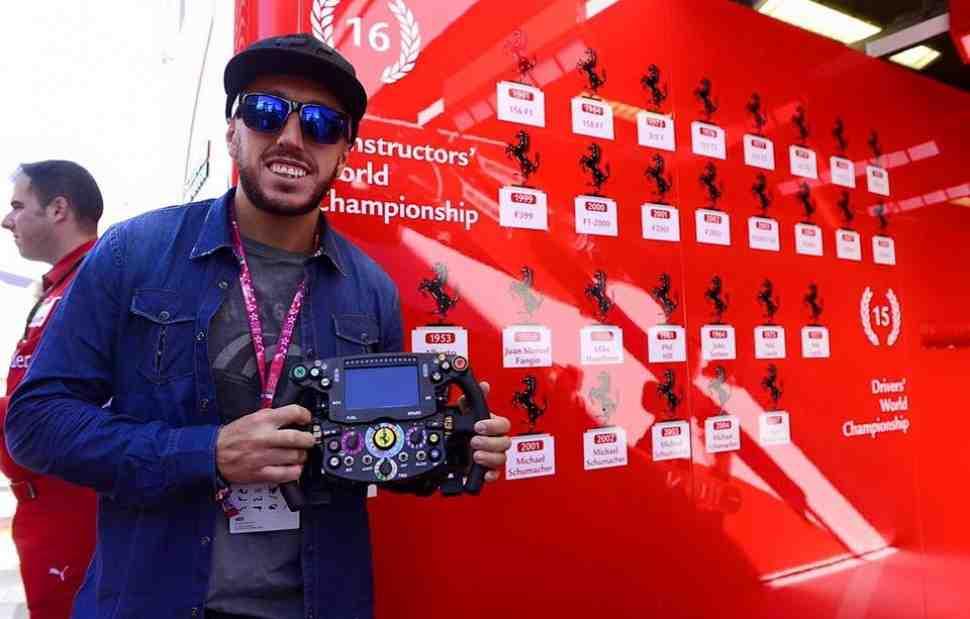 9-кратного чемпиона мира по мотокроссу Кайроли позвали в MotoGP и Формулу-1