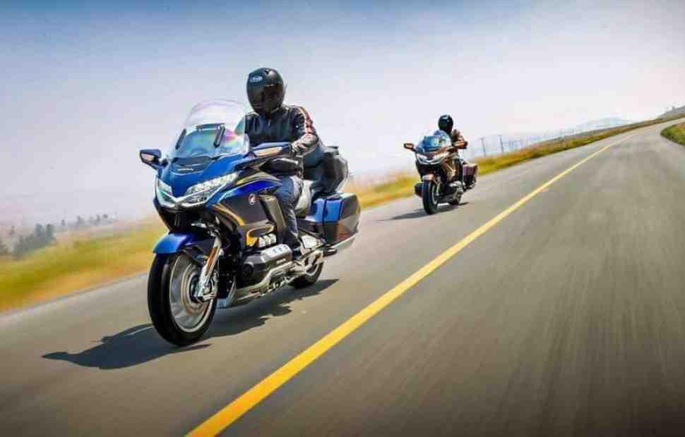 Новый Honda Gold Wing 2018: в гонке за технологиями