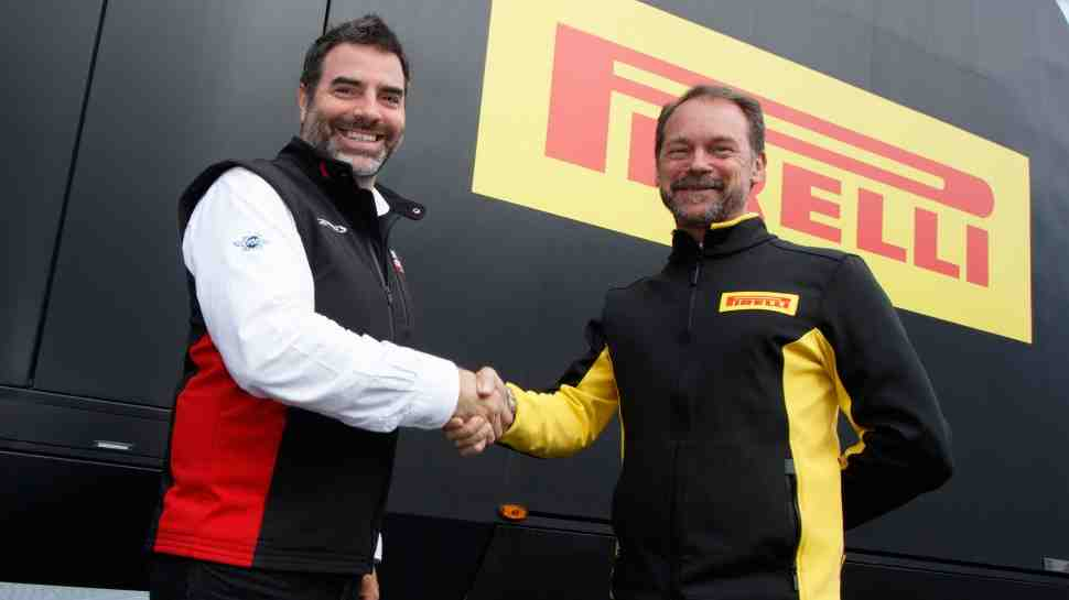 WSBK: Pirelli останется поставщиком шин в World Superbike до конца 2020 года