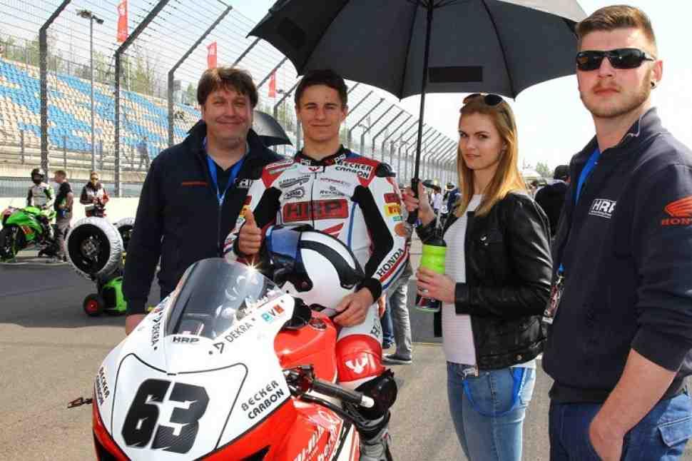3-кратный чемпион IDM Superbike - HRP-Honda хочет вступить в WSBK в 2018