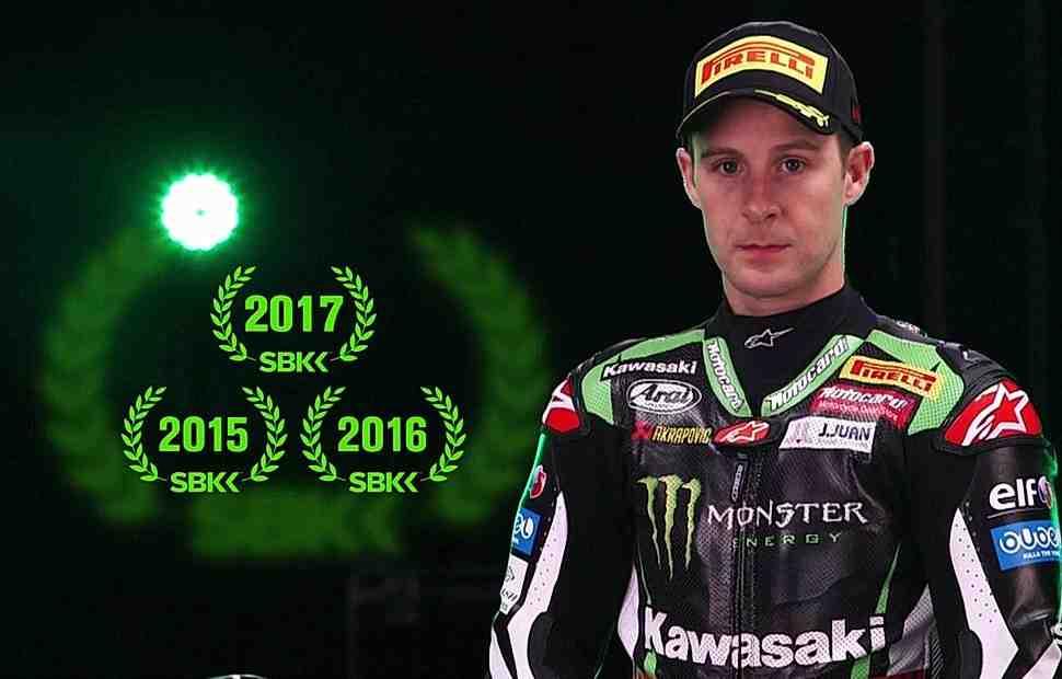 WSBK: Джонатан Рэй вершит историю World Superbike