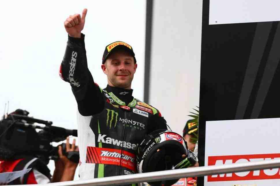 WSBK: Результаты 1 гонки в Magny-Cours