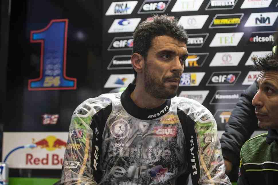 WSS: Кенан Софуглу не сможет защитить титул - новая травма на Magny-Cours!
