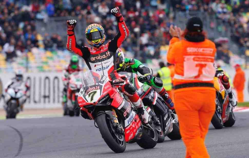 WSBK: Итоги уикенда в Magny-Cours и положение в чемпионате