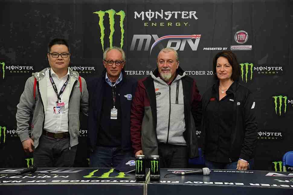 Мотокросс MXGP: Индонезия, Турция, Китай - первые подробности предстоящих сезонов