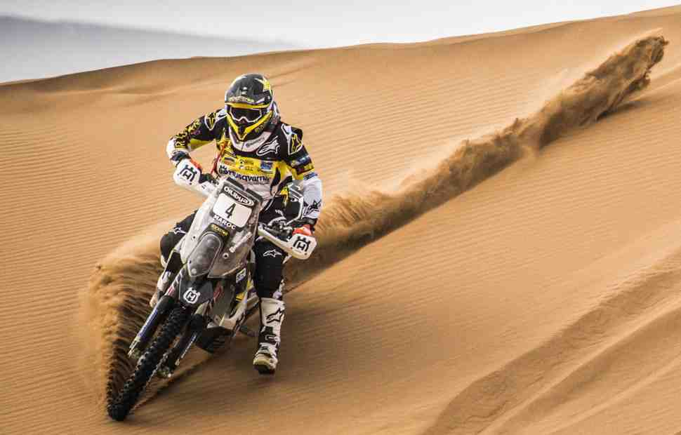 Rallye OiLibya du Maroc: финал чемпионата мира по ралли стартовал в Марокко