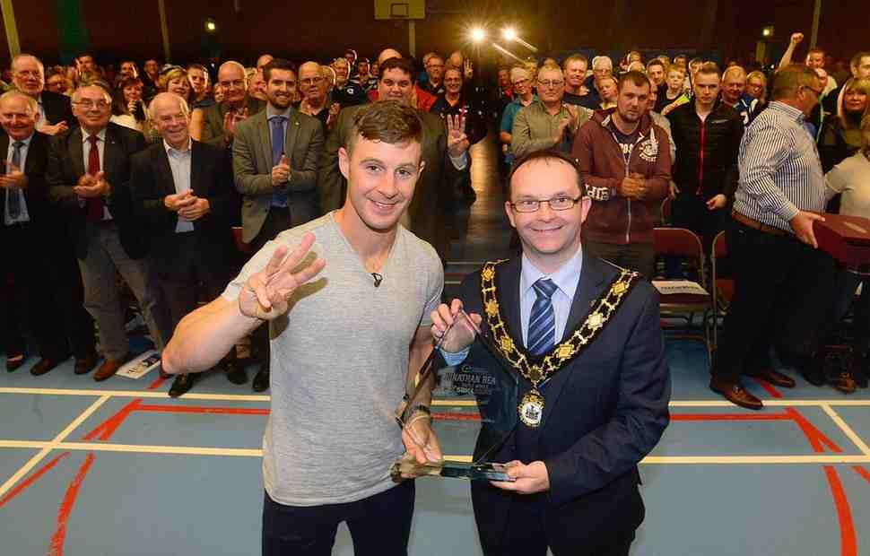 WSBK: Джонатан Рэй встречен в Северной Ирландии как национальный герой
