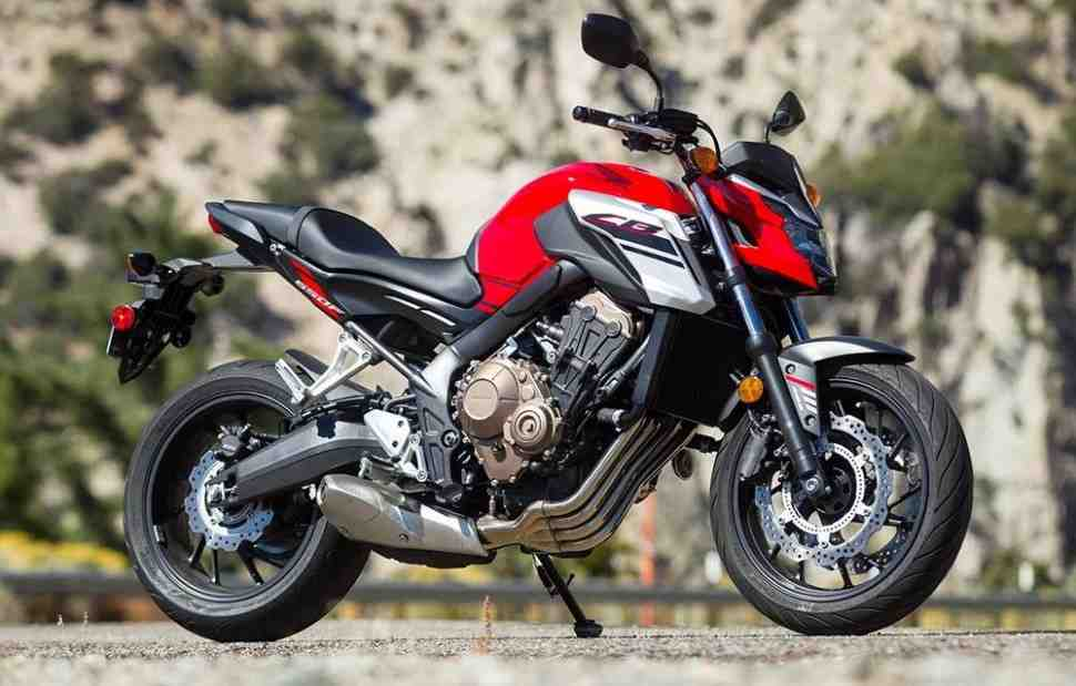 Тест-драйв: Honda CB650F (2018) - Первое знакомство
