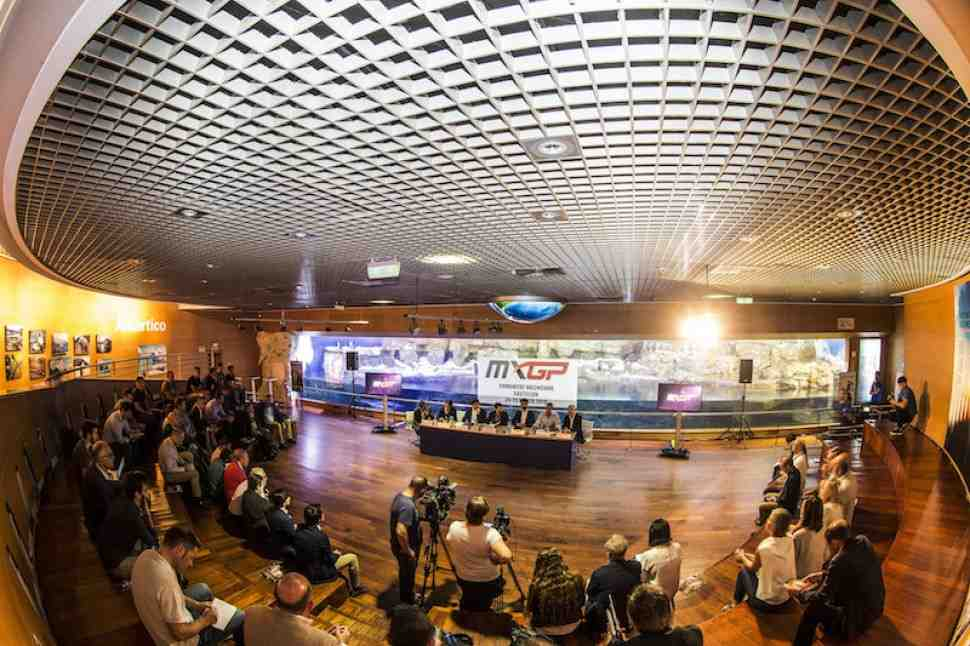 Мотокросс: презентация Гран-При Валенсии MXGP