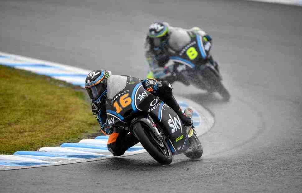 Moto3: результаты Гран-При Японии - тренировки FP1/FP2, Twin Ring Motegi