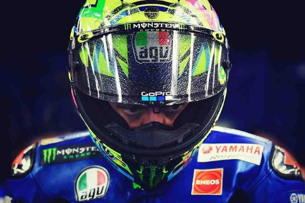 MotoGP: Валентино Росси - И еще раз: смысла возвращаться к шасси 2016 года нет