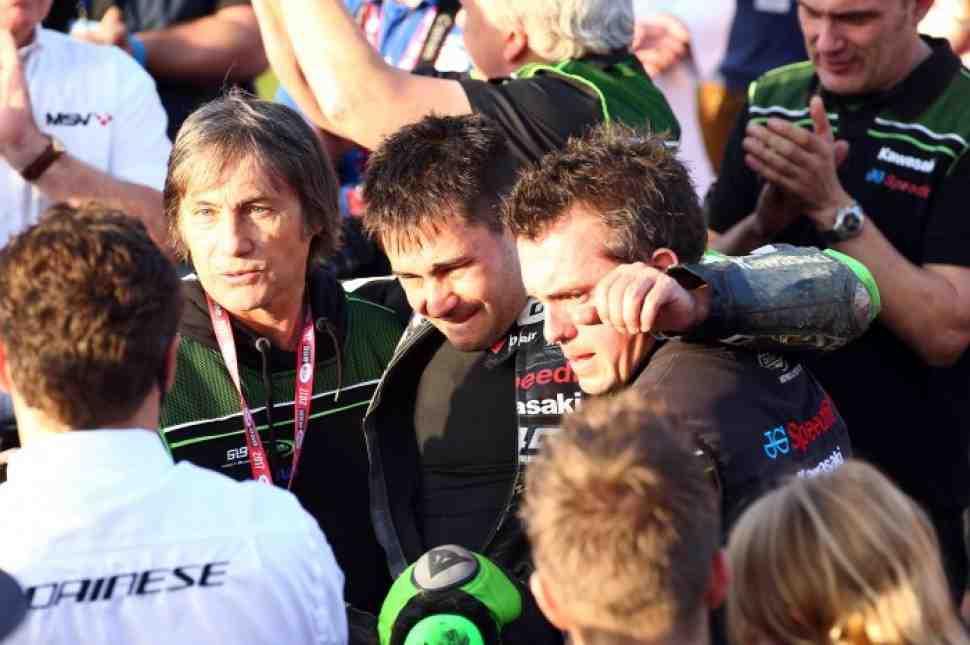 WSBK: Леон Хезлам не поедет в Катар после травм, полученных в финале British Superbike