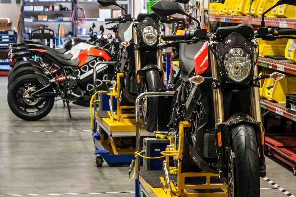 Cummins приобрела остатки компании-производителя электромотоциклов Brammo