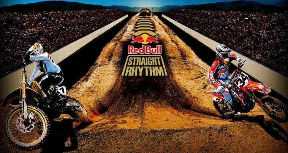 Red Bull Straight Rhythm: Виллопото и Рид поедут сразу в 2-х классах - участники