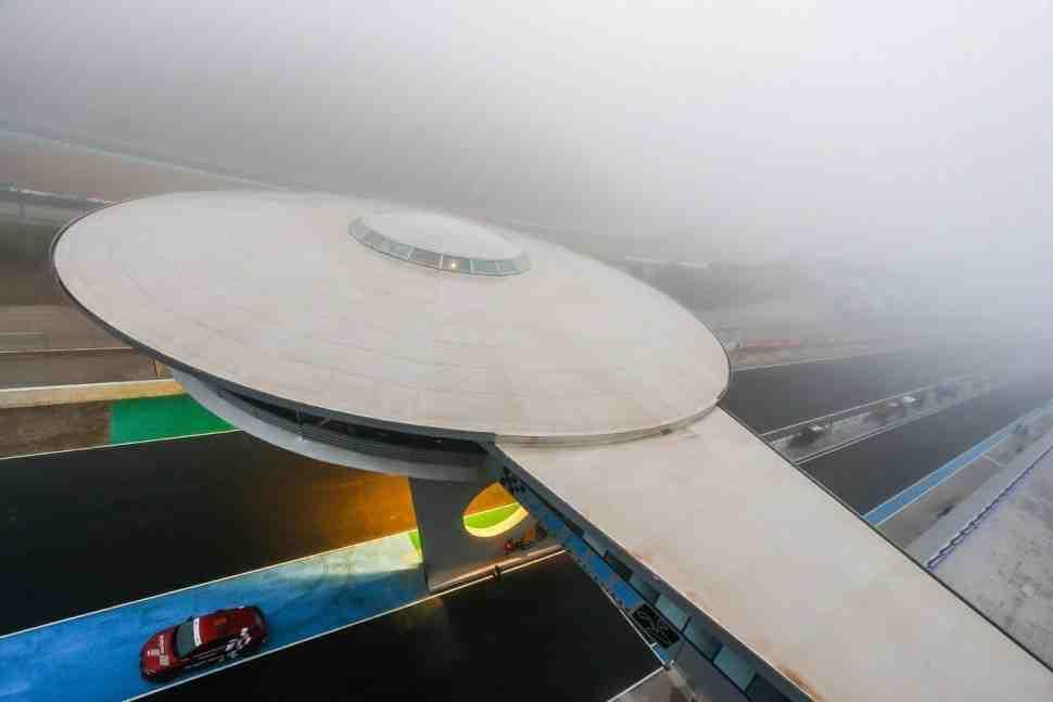 WSBK: Расписание субботнего дня в Хересе меняется из-за непроницаемого тумана