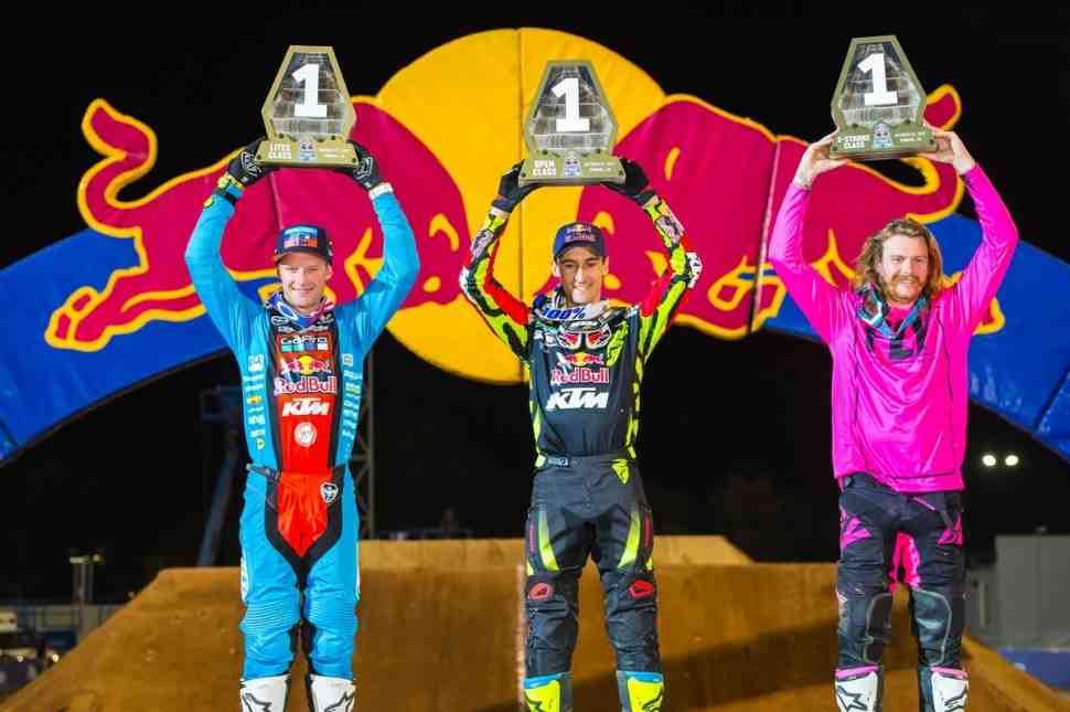 Red Bull Straight Rhythm 2017: итоги и видео
