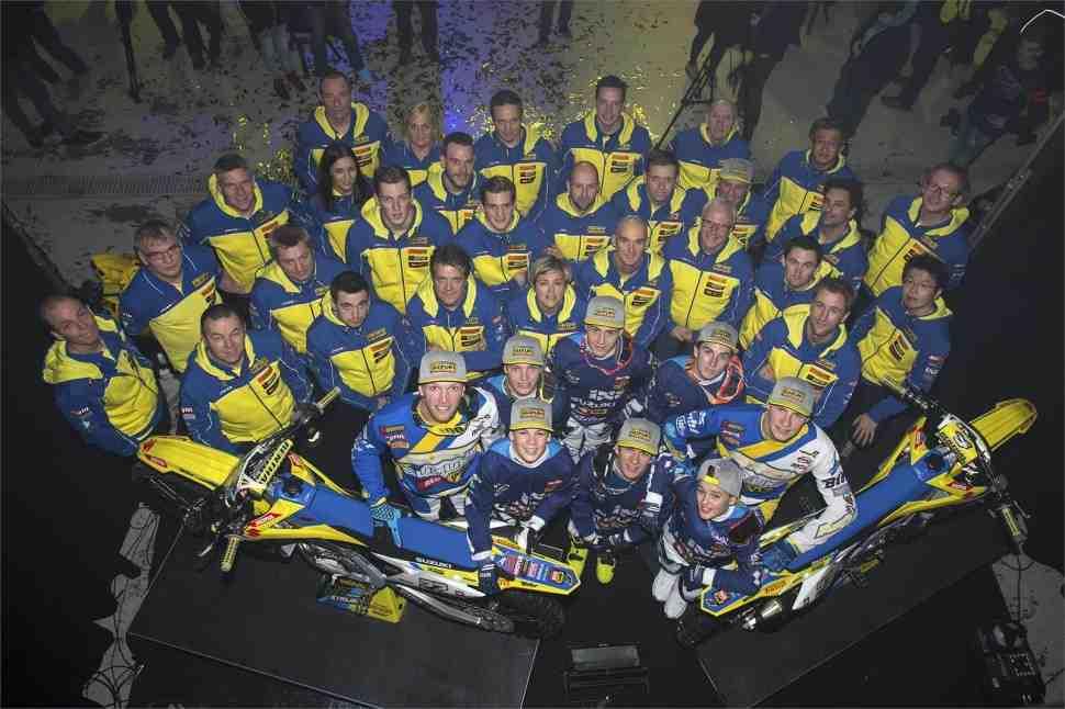 MXGP: Suzuki закрывает гоночную программу и выходит из чемпионата мира по мотокроссу
